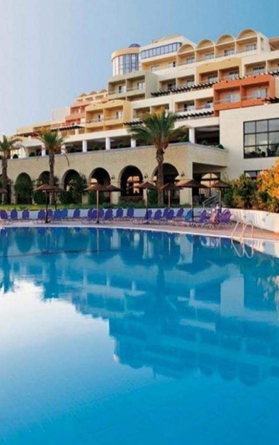 فندق Kipriotis Panorama Hotel & Suites في كوس (اليونان) (هندسة مدنيّة)