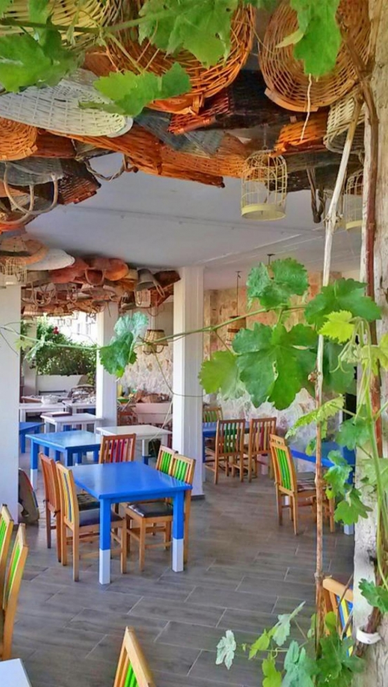 Grandmas' Restaurant زخرفة