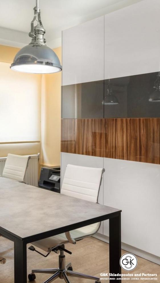 Greek Advisors New Offices Interior Design