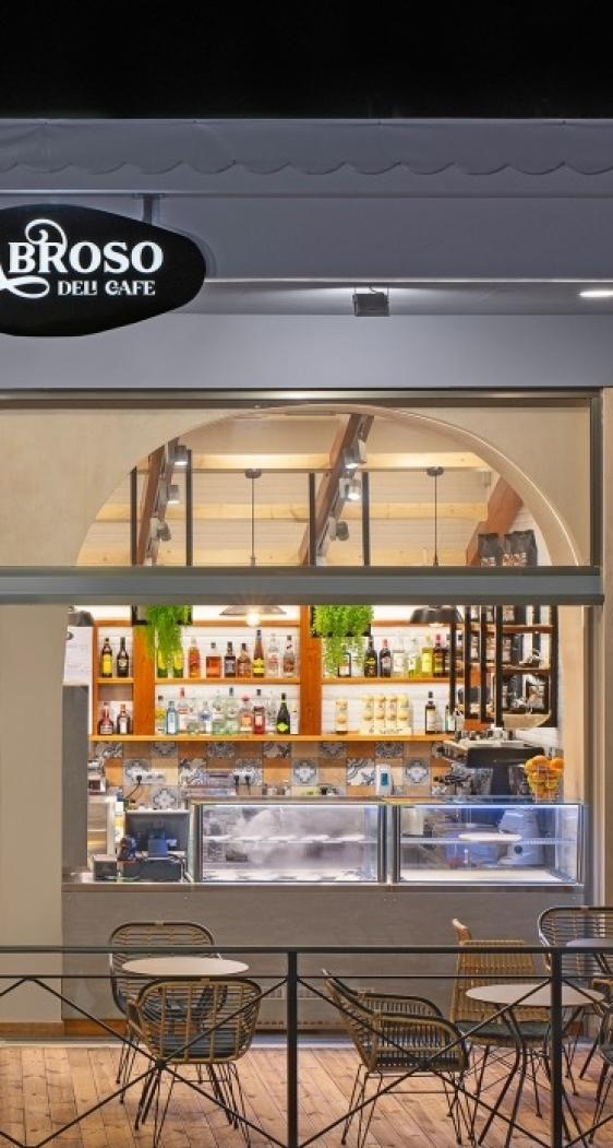 装修 Sabroso Deli Cafe