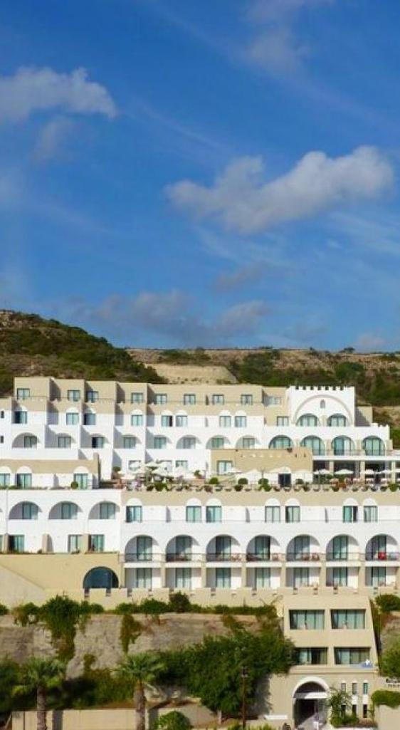 羅德島的克莉普索飯店(kalipso Hotel)(希臘)
