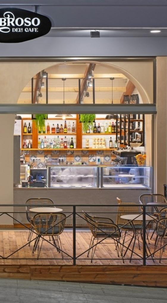 تجديد  Sabroso Deli Cafe