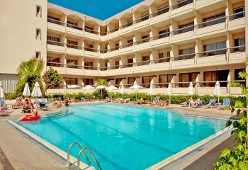 Отель «lomeniz» На О. Родос (греция)