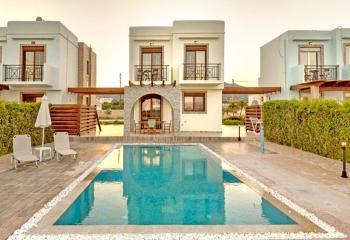 3 Villas By The Sea Architecture