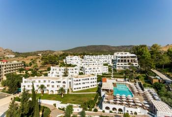 E.I.A. Of Lindos Village Hotel
