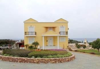 Kamiros Villa Architecture