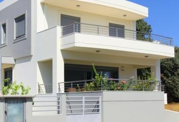 Kallithea Villa In Rhodes Architecture