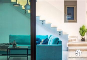 Ikaros Villa Interior Design