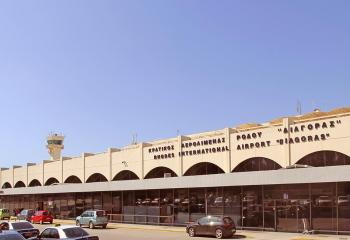 Rhodes International Airport Extension