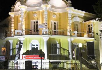 Lighting Architecture Stamatiou Culture Center