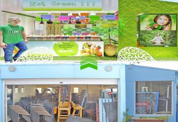 Juice Bar Interior Design