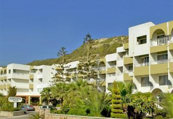Отель «sirene Beach Hotel» На О. Родос (греция)