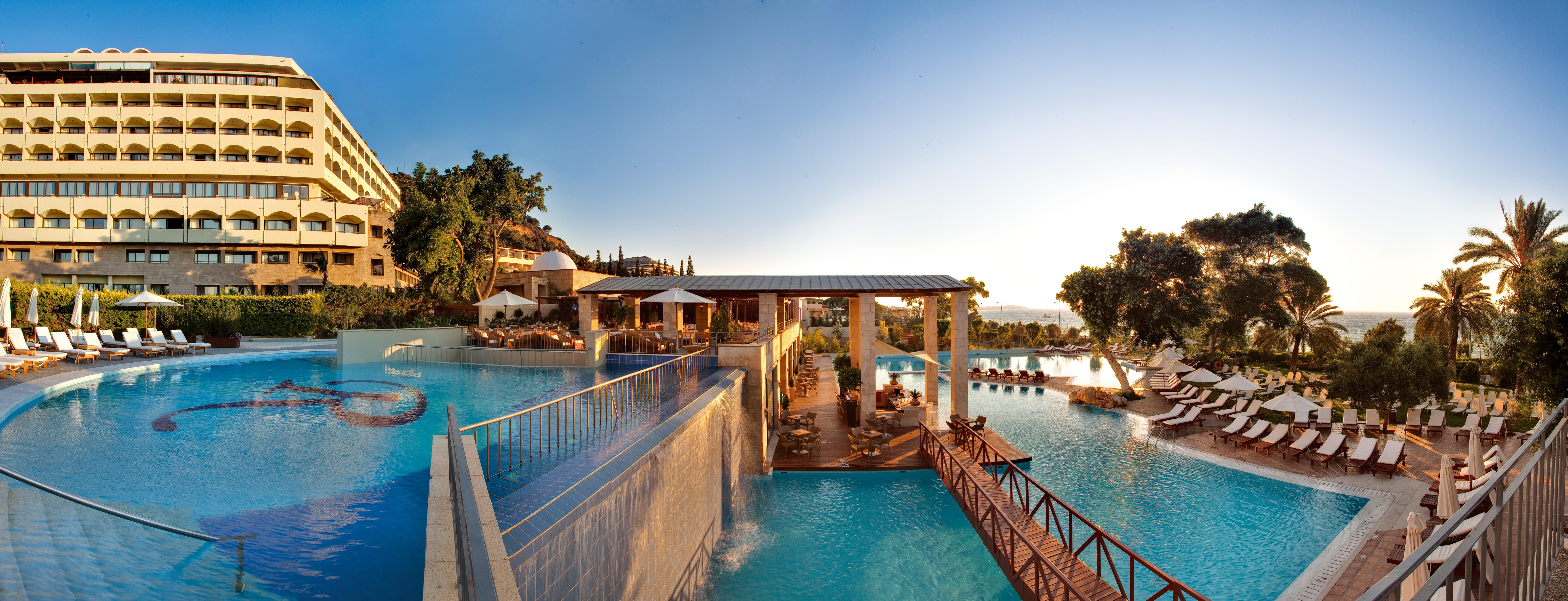 E.I.A. of Amathus Beach Hotel - 1