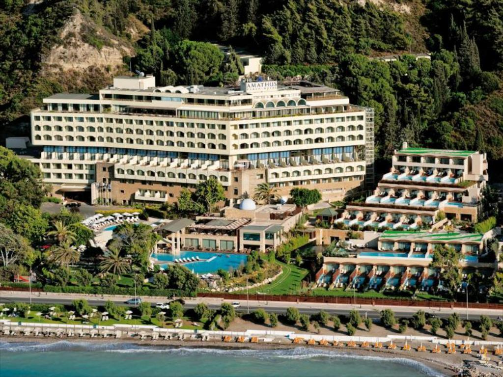 E.I.A. of Amathus Beach Hotel - 3