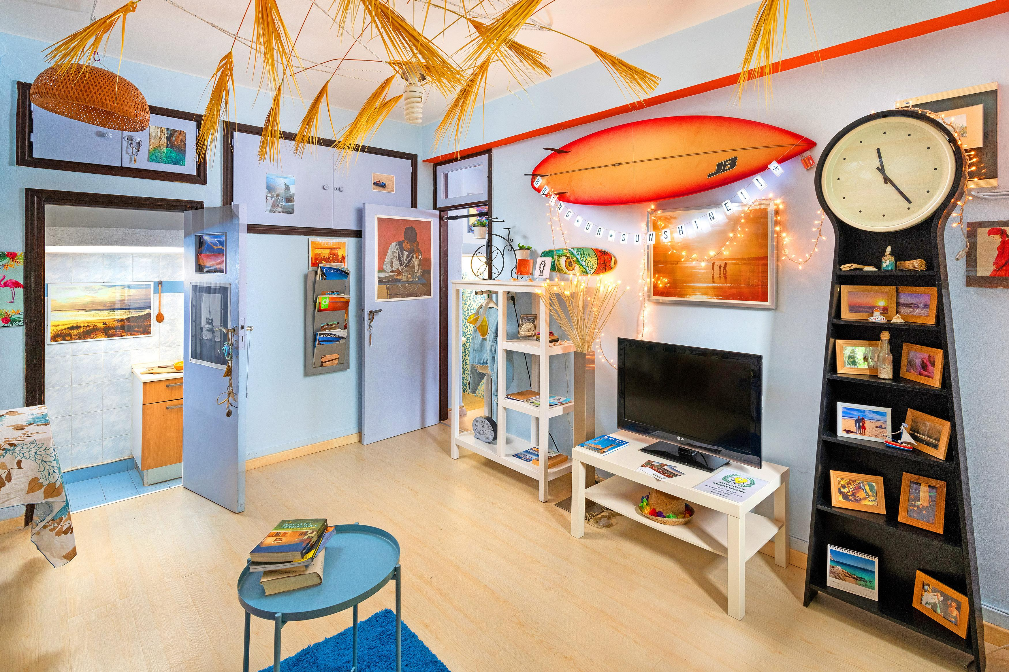 """The Surfers Home"" in Rhodes Interior Design - 12"