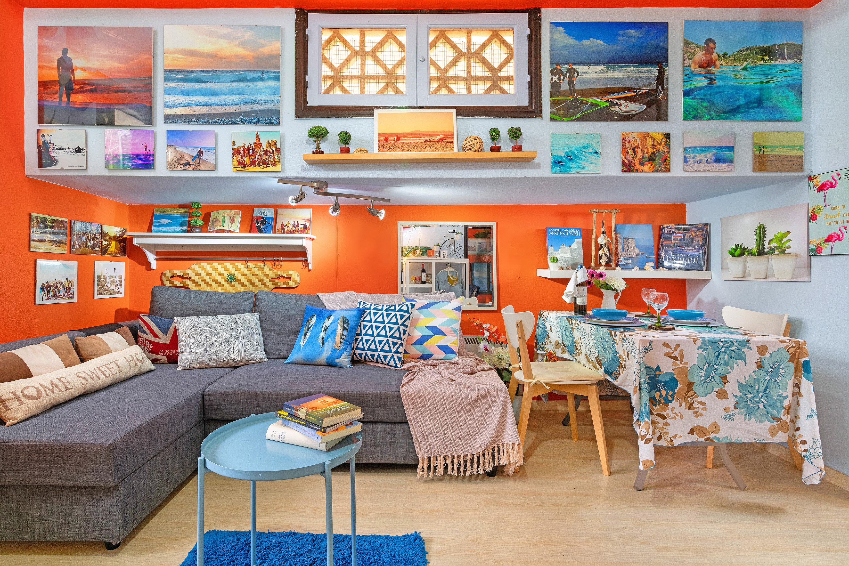 """The Surfers Home"" in Rhodes Interior Design - 11"
