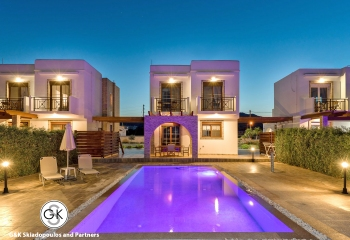 Αρχιτεκτονική Μελέτη «3 Villas By The Sea»