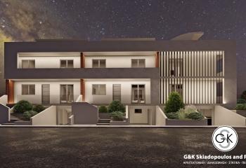 Αρχιτεκτονική Μελέτη Kamirou Block