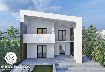 Αρχιτεκτονική Μελέτη «Diagonal Villa»