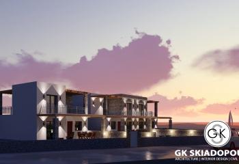 Αρχιτεκτονική Μελέτη «Gennadi Vacation Villa »
