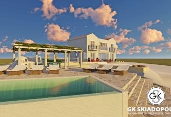 Αρχιτεκτονική Μελέτη «Kamiros Villa»