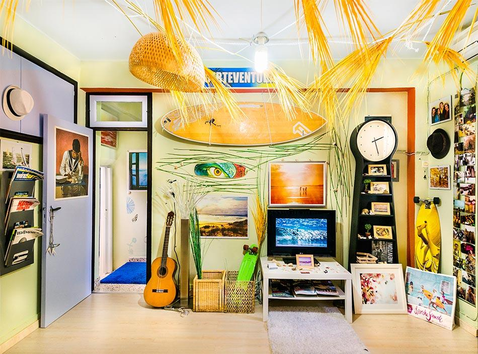 """The Surfers Home"" in Rhodes Interior Design - 3"