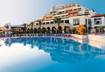 Курортный Комплекс «kipriotis Panorama Hotel & Suites» На О. Кос (греция)